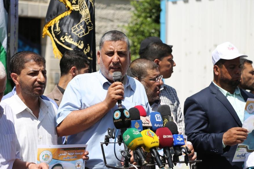 الجهاد الإسلامي لشهاب: نقول لفتح أنتم لستم في رفاهية من وقتكم وننتظر الرد الرسمي على مبادرة الفصائل