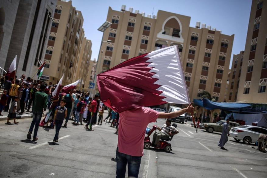 قطر تعفي مستفيدين من شقق سكنية في غزة من أقساط 2020