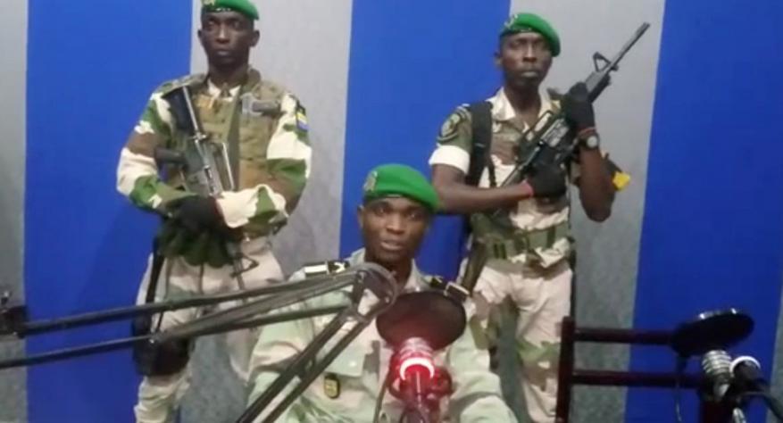 حكومة الغابون: الوضع تحت السيطرة وتم القبض على الضباط المتمردين