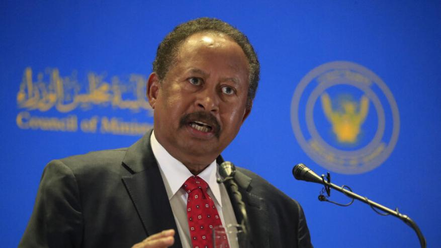 حمدوك يدعو نظيريه المصري والإثيوبي لقمة حول سد 'النهضة'