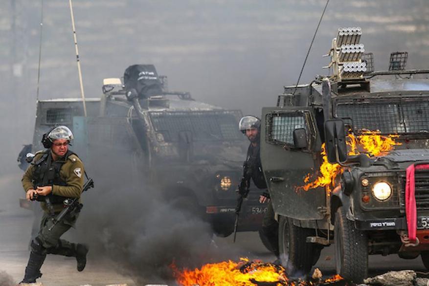 الضفة تشتعل.. 4 شهداء وإصابات بمواجهات واشتباك مسلح مع قوات الاحتلال
