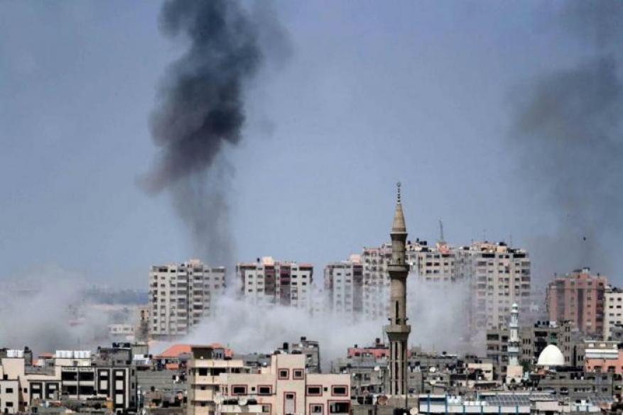 """حماس: التصعيد """"الإسرائيلي"""" لن يثني شعبنا ومقاومته عن وضع حدا لمعاناة غزة وحصارها"""