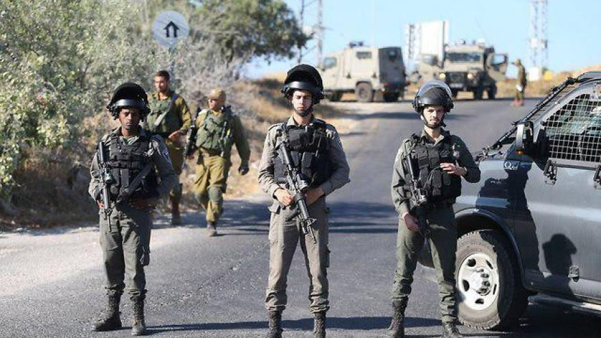 ردود الفعل الإسرائيلية على مقتل جندي إسرائيلي بالضفة
