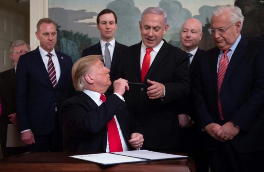 وزير إسرائيلي: إدارة ترامب انشغلت عن الضم بفيروس كورونا
