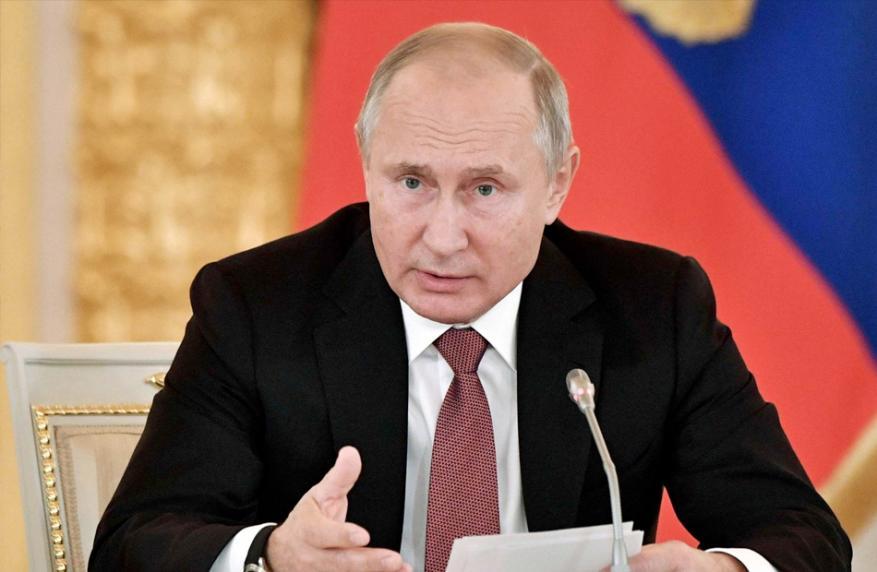 """الكرملين يعلن مشاركة بوتين في """"قمة المناخ"""""""