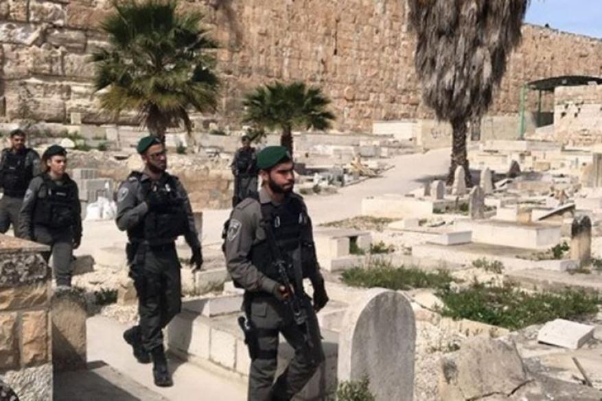 الاحتلال يصدر قرارًا بوقف أعمال الحفريات بمقبرة الإسعاف الإسلامية في يافا