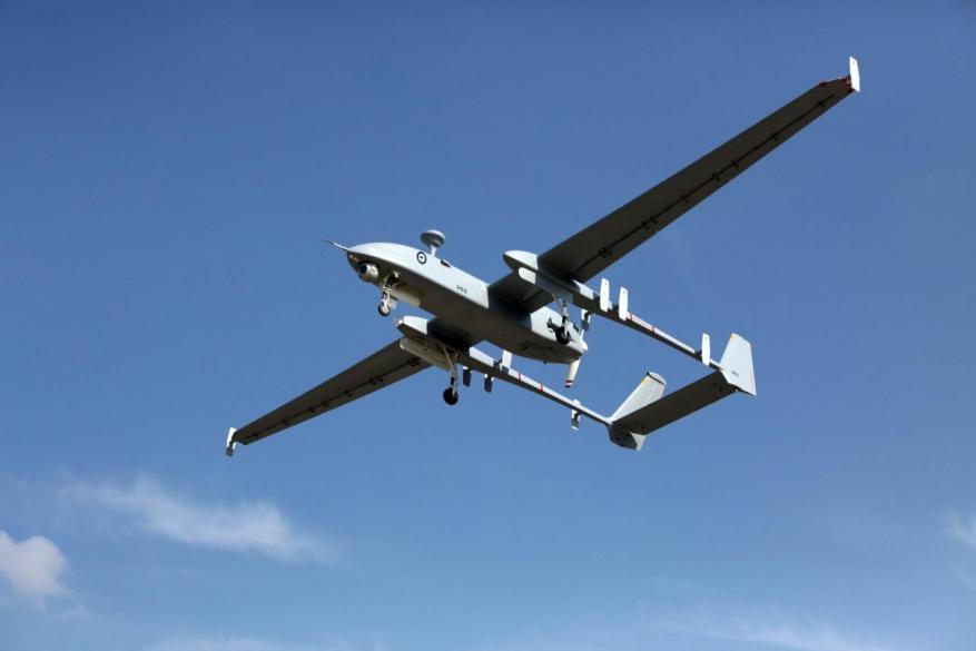 جيش الاحتلال: إسقاط طائرة مسيرة فوق بحر غزة