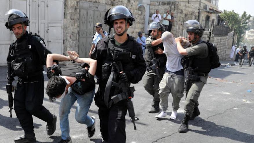 """الاحتلال يعتقل 38 مقدسيًا بسبب احتفالات نتائج """"التوجيهي"""""""