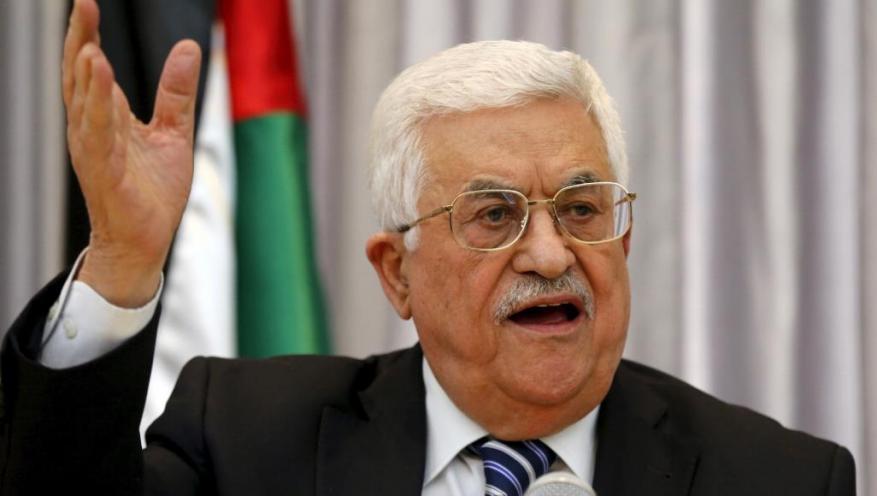 """عباس: الاتفاقات ستنتهي حال فرض """"إسرائيل"""" سيادتها على أي جزء من أرضنا"""