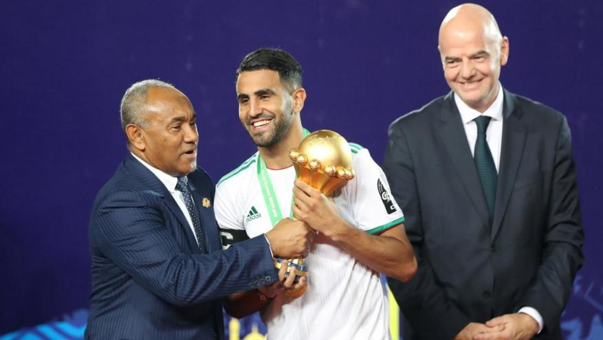 هل تنظم الجزائر كأس الأمم الأفريقية 2021؟