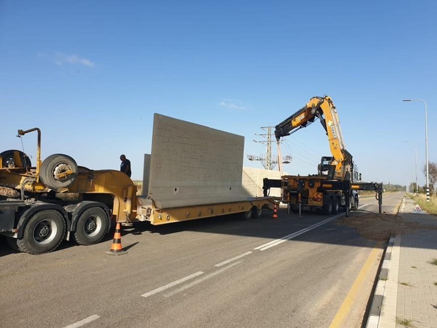 بعد استهداف جيب عسكري.. الاحتلال يشرع بإقامة جدار خرساني مضاد للدروع شمال غزة