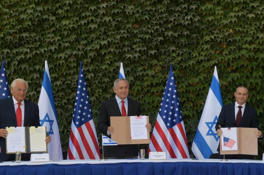 """""""فتح"""": اتفاقية التعاون العلمي الأميركية الإسرائيلية تعني الضم"""