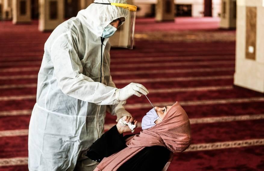 الصحة بغزة: تسجيل 152 إصابة جديدة بفيروس كورونا 85 حالة تعافِ