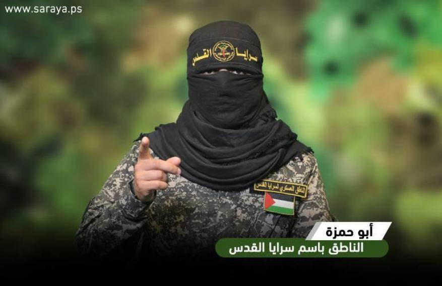 أبو حمزة: سليماني أشرف على دعم فلسطين ونقل الخبرات العسكرية لمجاهديها