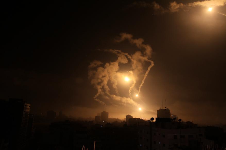 جيش الاحتلال يعلن قصف دمشق ويزعم إحباط عملية إيرانية