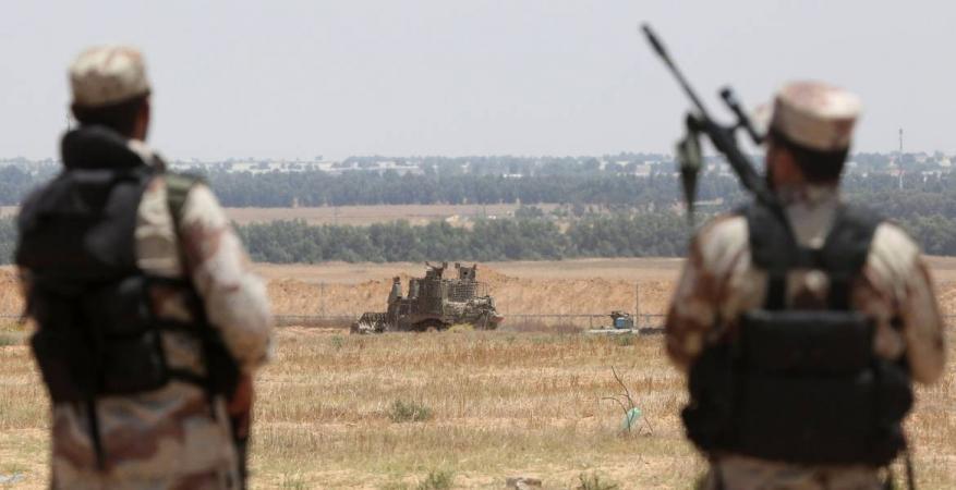 """التهدئة في غزة بين مصر و""""إسرائيل"""" وأبو مازن"""