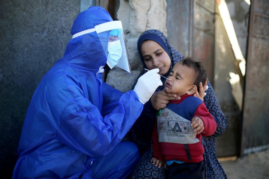 70 وفاة و2963 إصابة جديدة بفيروس كورونا في الأردن