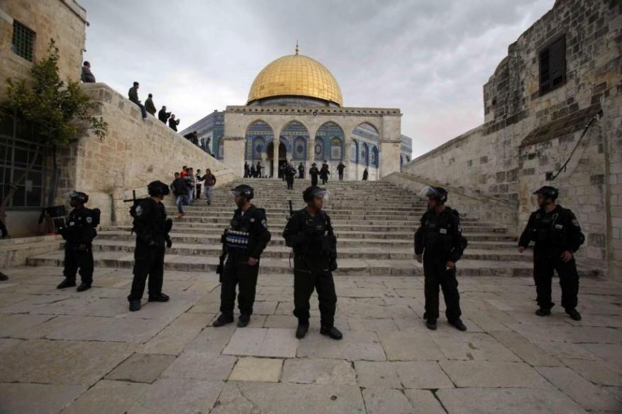 """""""علماء فلسطين"""" تستنكر غطرسة الاحتلال بالأقصى وتطالب العالم بتحمل مسئولياته"""
