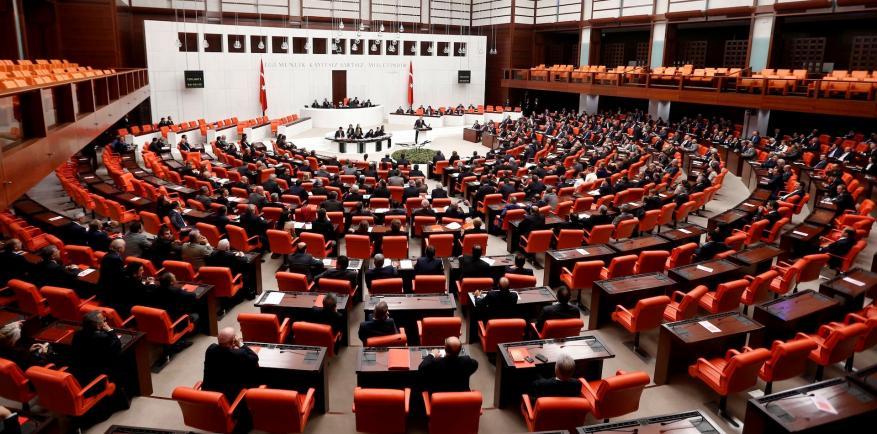 البرلمان التركي تمديد تفويض نشر قواته في العراق وسوريا