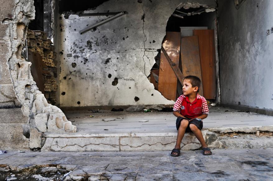 تقرير: استشهاد 75 طفلا وإصابة 5137 بغزة منذ 2018