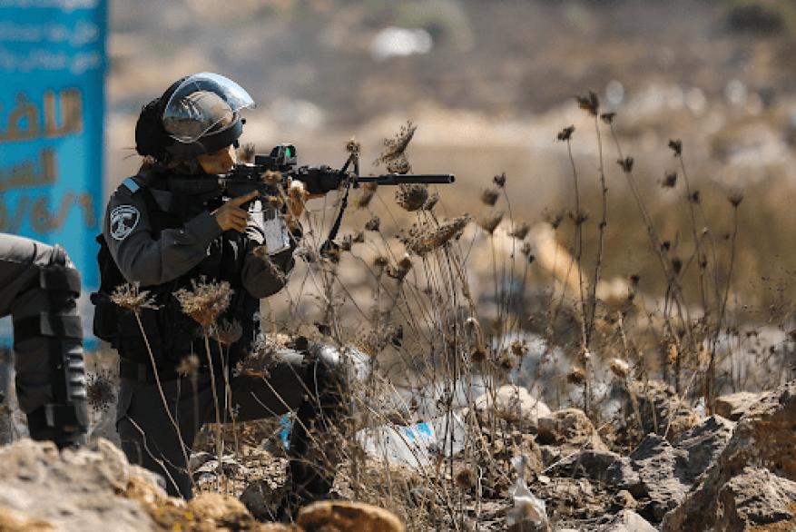 إصابة شاب برصاص الاحتلال واعتقال آخرين خلال مواجهات بجنين