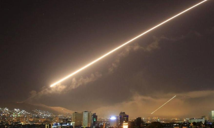 النظام السوري يعلن مقتل وإصابة 6 جنود في سلسلة غارات إسرائيلية