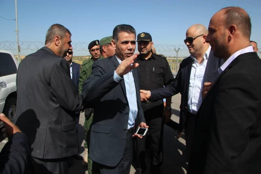 الوفد المصري يصل قطاع غزة غدا