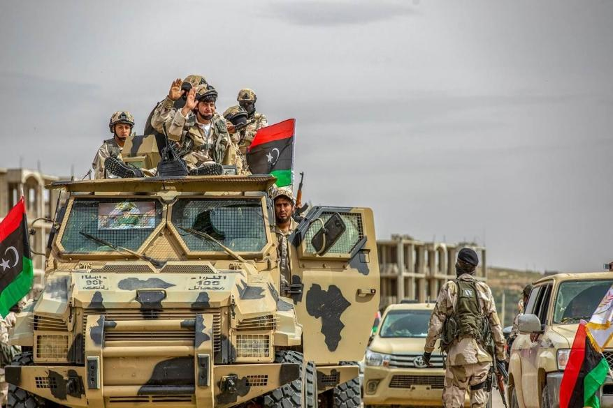 """حكومة الوفاق: تصريحات السيسي بمثابة """"إعلان حرب"""".. وسنواجه أي تهديد بقوة"""