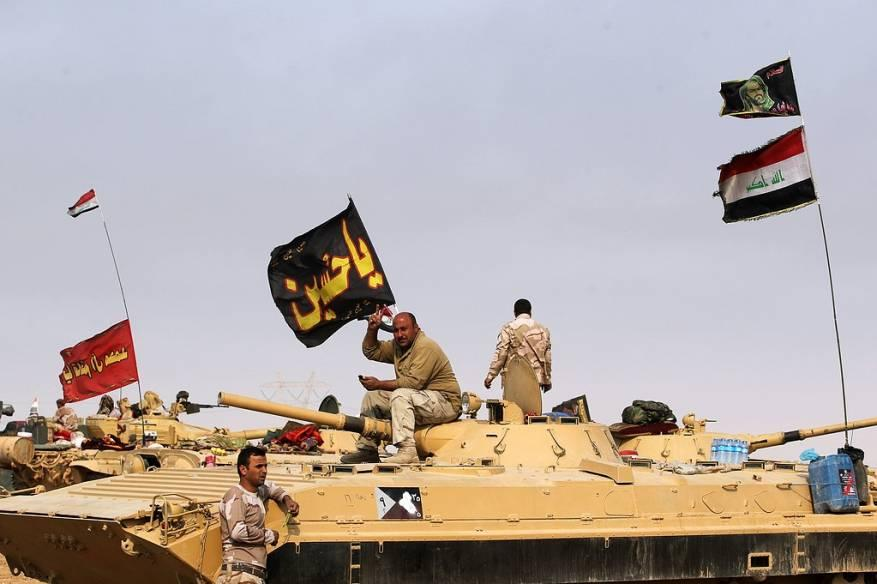 العراق تحتج على تصريحات أردوغان عن مليشيا الحشد