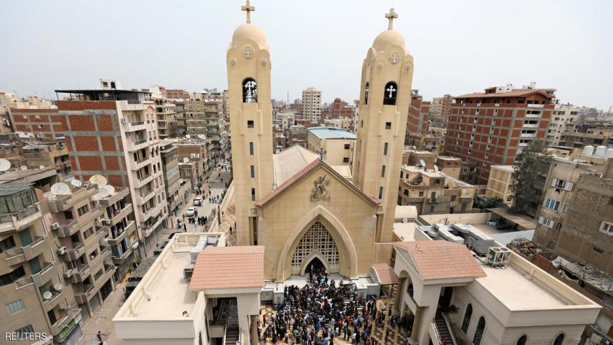 مصر: ضبط متهم بالتورط في تفجير الكنيستين