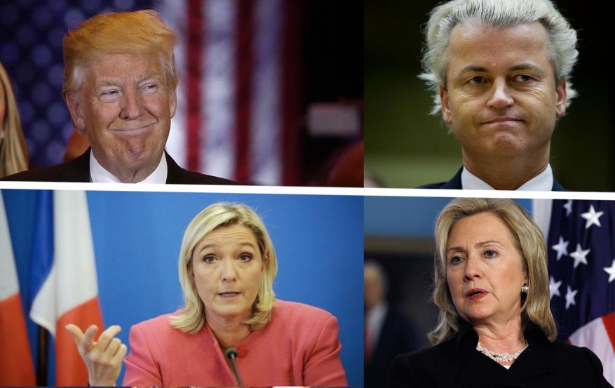 الحملات الانتخابية في أوروبا وأمريكا مسرح للعنصرية والتطرف