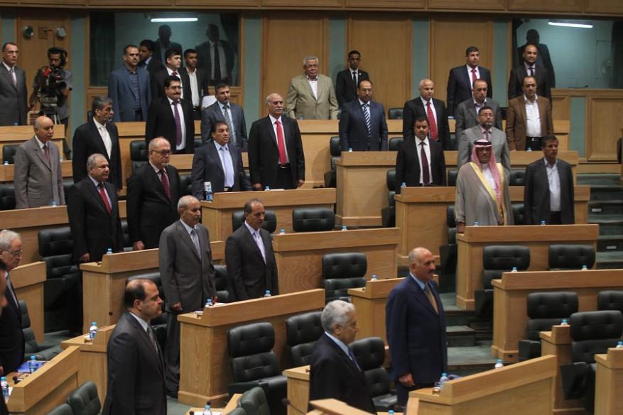 مجلس النواب الأردني يشيد بعملية الاقصى ويقرأ الفاتحة على ارواح الشهداء