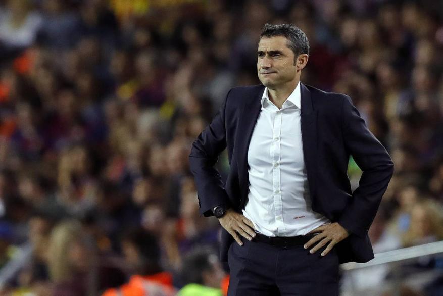 """مدرب برشلونة يطالب بتطبيق تقنية الفيديو في """"الليغا"""""""
