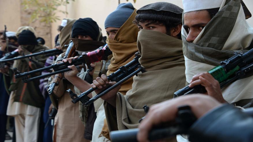 قتلى من القوات الأفغانية في هجوم لطالبان