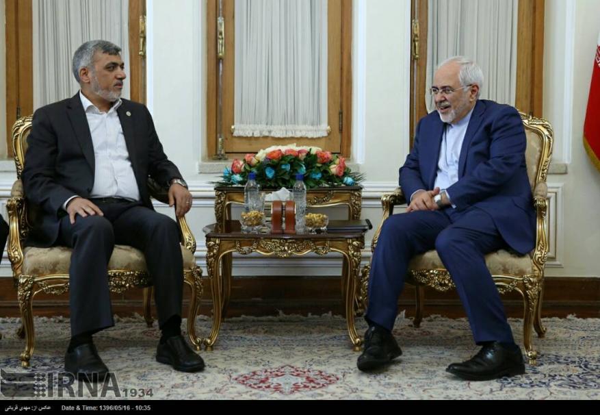 ممثل حماس بإيران لشهاب: فتح صفحة جديدة في العلاقة بين حماس وطهران