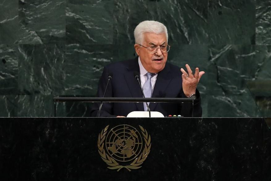 كيف ناقض عباس نفسه أمام زعماء العالم.. إليكم القصة