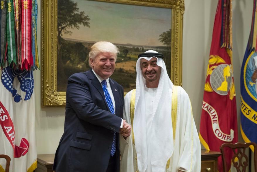 توقيع اتفاق للتعاون الدفاعي بين الإمارات وواشنطن
