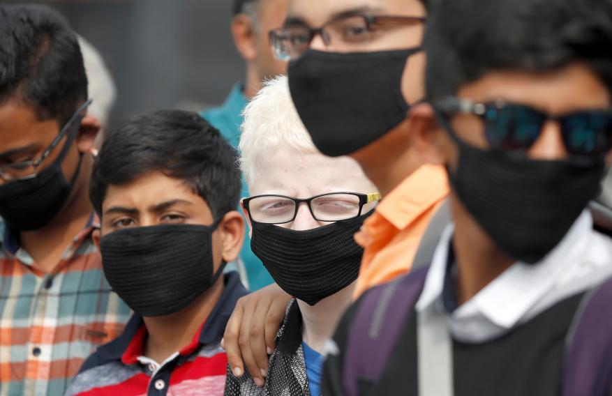 الهند.. طوابير أمام المستشفيات بسب ضباب دخاني