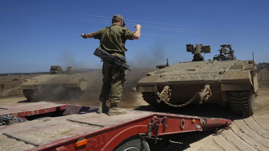 الحرب الإسرائيلية القادمة