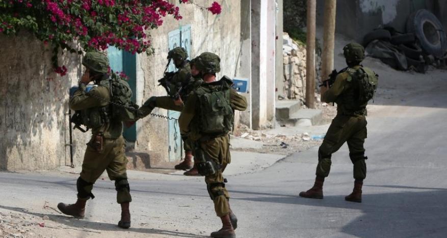 قوات الاحتلال تقتحم العيسوية بزعم البحث عن سلاح