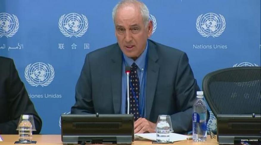 """مسؤول أممي يتهم """"اسرائيل بإذلال إنسانية"""" الفلسطينيين"""