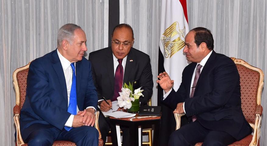 """مصادر """"إسرائيلية"""": نتنياهو يعتزم زيارة مصر قريبًا لبحث العلاقات الاقتصادية"""