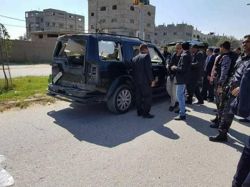 الجهاد الإسلامي لشهاب: محاولة تفجير موكب الحمد الله تخدم الاحتلال ونرفض تحميل حماس المسؤولية
