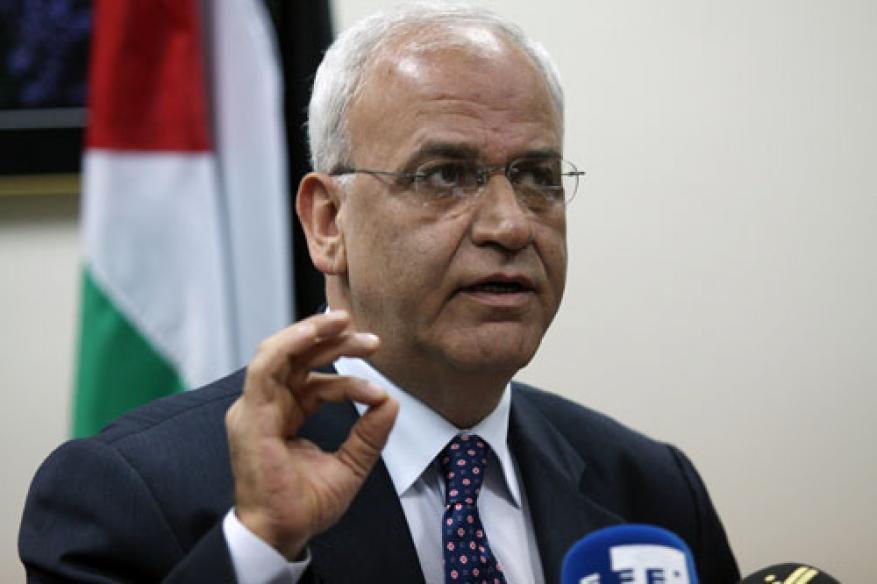 """عريقات: عباس """"حكيم العرب"""" وحنكته أخرجت الانجازات للنور"""