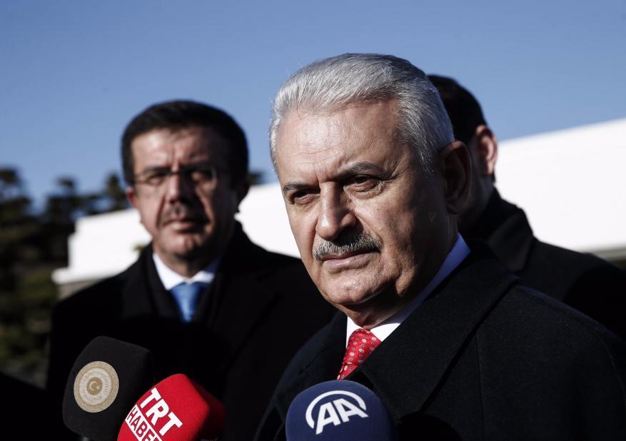 يلدريم: أي تغيير في وضع القدس يشبه قنبلة نُزع مسمار أمانها