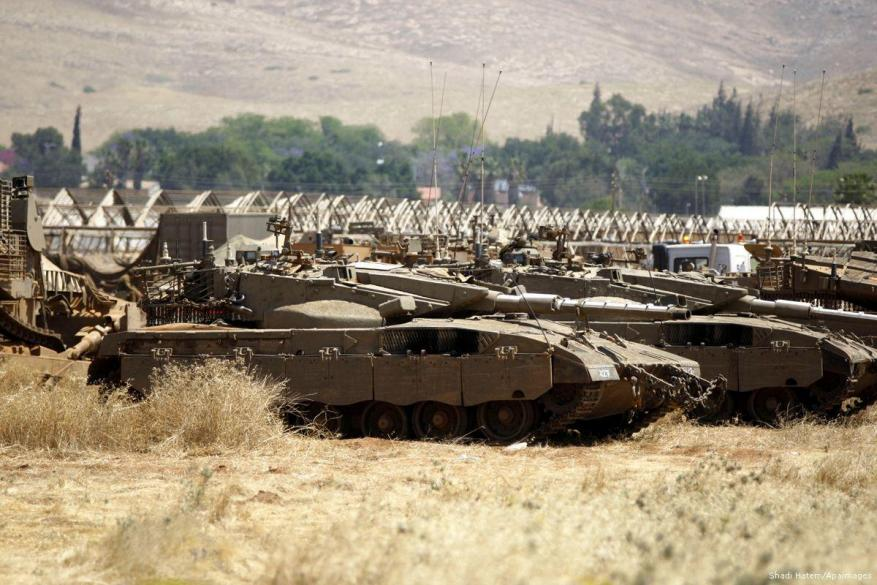 Israel conducts military drills simulating war with Hezbollah