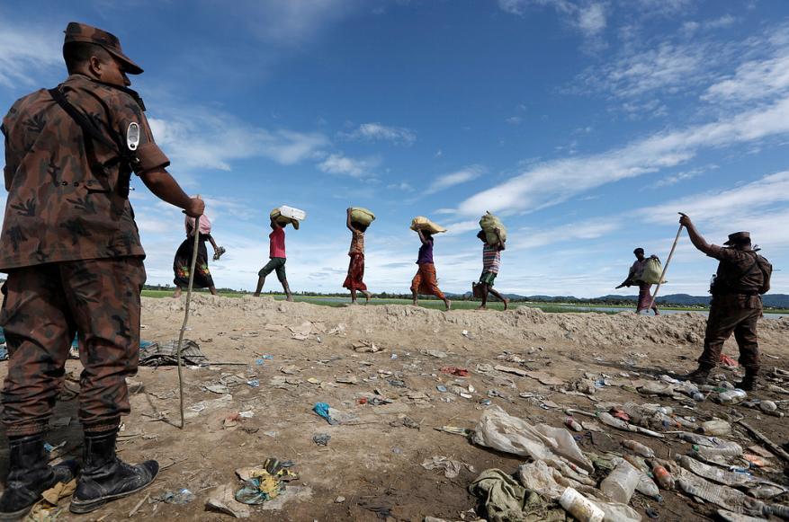 """رايتس ووتش: تبرئة جيش ميانمار لجنوده من انتهاكات أراكان """"مثيرة للسخرية"""""""