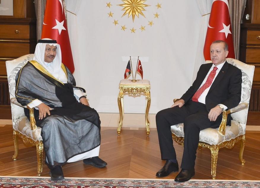 توقيع اتفاقات اقتصادية وثنائية بين تركيا والكويت