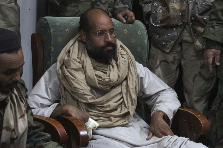 حفتر: سيف الإسلام القذافي رجل مسكين