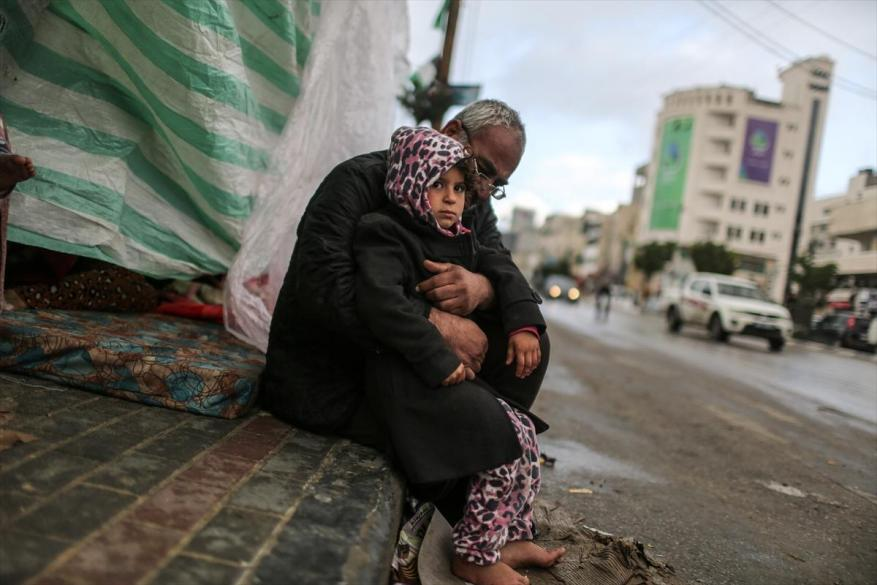 PCBS: More than half of Gaza population lives in poverty